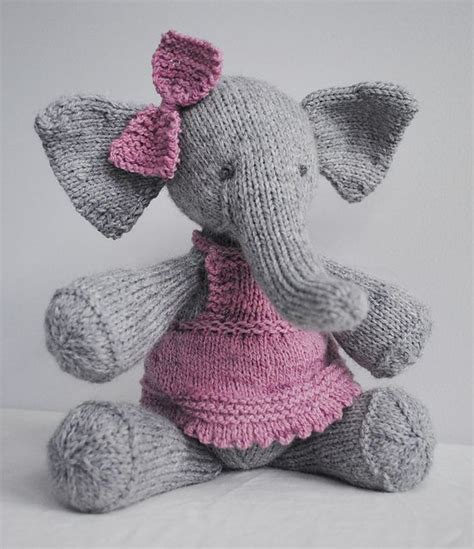 knitting patterns for elephants elijah inspiration ravelry patterns and my cousin