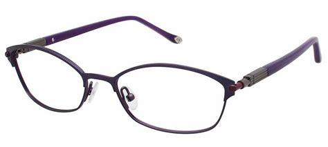 lulu guinness l756 eyeglasses free shipping