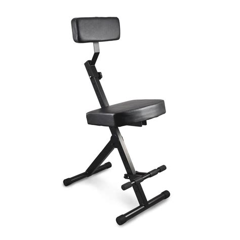 Musicians Chair by New Pyle Pkst70 Musician Performer Chair Stool Durable