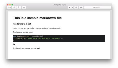 format file in atom travs markdown pdf convert markdown to pdf png or jpeg on