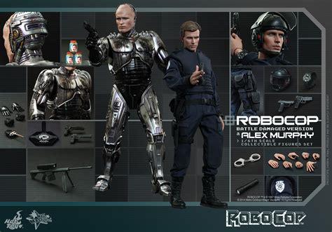 part part machine all toys robocop and alex