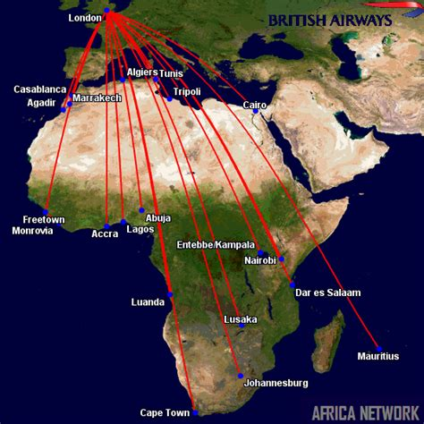 british airways south africa to london flights the african aviation tribune tanzania british airways