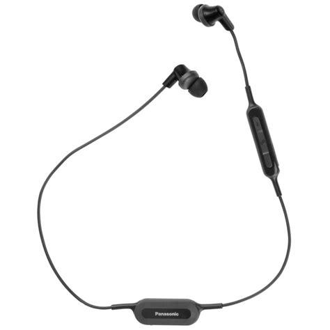 Headset Bluetooth Panasonic panasonic headset wireless rp nj300be k black