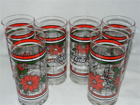 vintage chagne glasses vintage coca cola whataburger glasses from