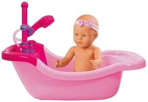 puppe mit badewanne simba new born baby badewanne wanne babywanne puppenwanne