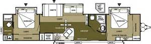 two bedroom travel trailers wildwood 4002q 2 bedroom travel trailer photo picture