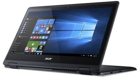 Laptop Acer R14 acer aspire r14 is the windows 10 convertible