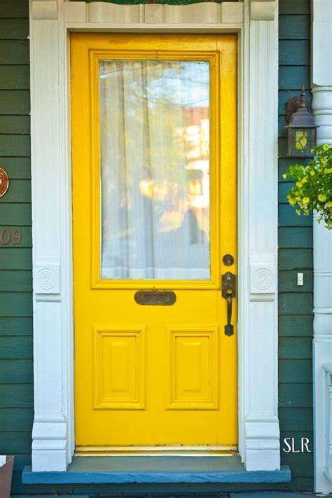 bright yellow door 17 best images about exterior on pinterest exterior