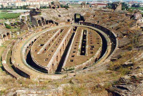 interno 18 s capua vetere l anfiteatro romano di santa capua vetere