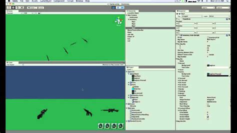 tutorial unity gui adding assets to the gui tutorial for unity 3d game