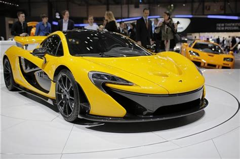 hybrid supercars and mclaren unveil hybrid supercars