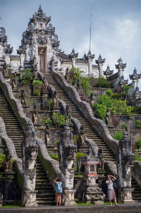 pura lempuyang bali indonesia travel pinterest