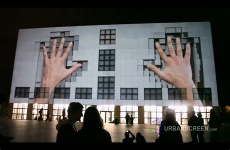 best projector for mapping when buildings come alive 10 projection