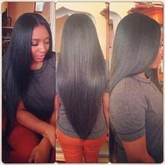 50 sew in hairstyles for black women | herinterest.com/
