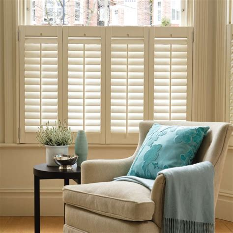 Cafe Shutters Interior by Caf 233 Style Window Shutters Half Shutters Winchester