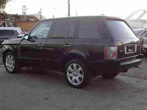 wrecked range rovers for sale 2006 wrecked range rover for sale autos post