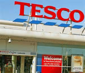 tesco bank in store tesco to launch bank branches as supermarket cashes