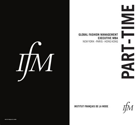 Global Executive Mba by Global Fashion Management Executive Mba By Institut
