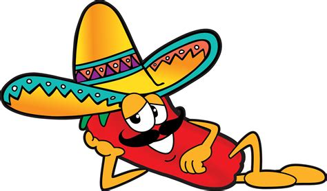 cartoon sombrero sombrero fiesta clipart cinco de mayo mexican cliparting com