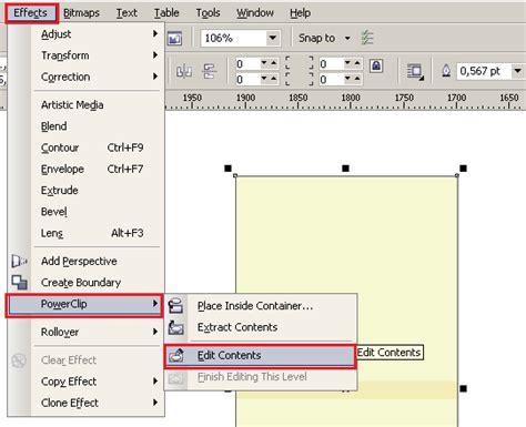 cara membuat x banner corel cara membuat banner dengan coreldraw x4 kumpulan tutorial