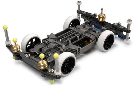 Jual Hjh Mini 4wd Parts by Mini 4wd Pro Ms Chassis Evo I