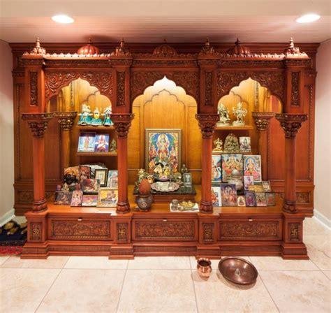 pooja mandir designs for indian pooja room home makeover