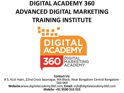 Digital Marketing Degree Course 5 advanced digital marketing and course