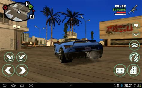 gta for android gta san andreas gta iv style for android mod gtainside