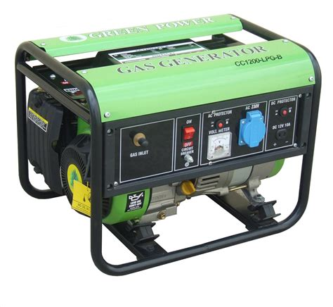 greenpower factory fitted gas generator buy factory