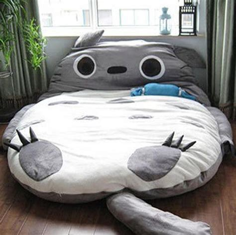 giant pillow bed totoro bed set www pixshark com images galleries with