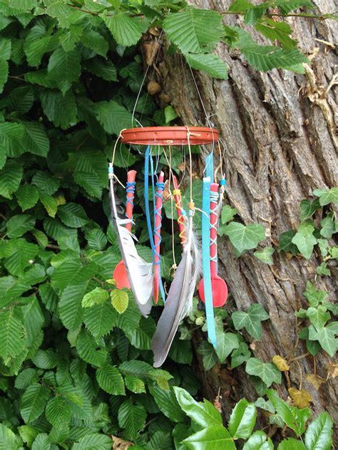 Handmade Wind Chimes - diy wind chimes handmade
