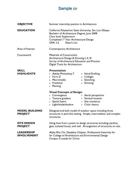 Free Sample Resume   Free Resume Example Download Free