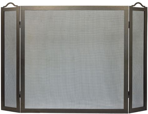 free standing glass fireplace screen amazing modern