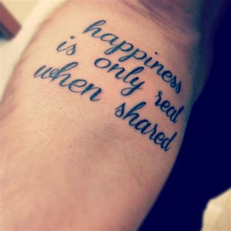 tattoo quotes happiness tattoo quotes about happiness quotesgram