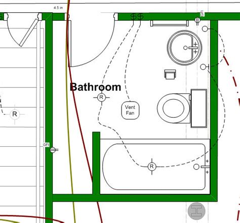 wiring diagram bathroom vanity gfci diagram wiring diagram