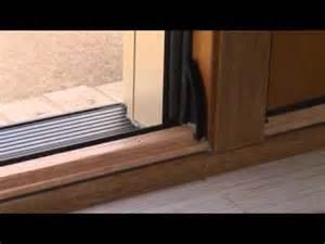 Patio Door Weather Stripping Door Weather Stripping With Pella Performaseal