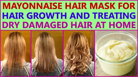 Masker Rambut Procare Hair Mask For Damaged Hair 250 Gr mayonnaise hair mask for hair growth and treating try damaged hair