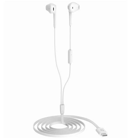 Leeco Earphone Usb Type C With Mic For Letv Smartphone leeco introduces new earphones and noise cancelling headphones with usb type c