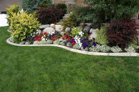 landscaping gardening backyard designs on a budget bordure per aiuole giardinaggio come realizzare le