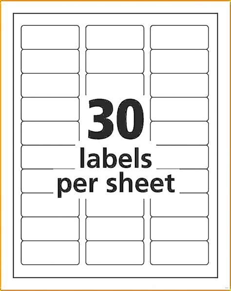templates for labels in word avery label template word choose excellent snapshoot