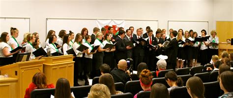 Byu International Office by 187 Byu Foreign Language Choir Concerts