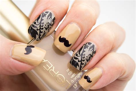 Nail Stencils by Revlon Nail Stencils Vanitypicks Simple Nail