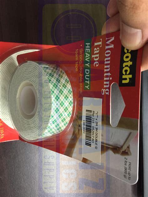 3m Scotch Mounting Foam 24mm X 5 Meters 3m sided green 3m scotch mounting bonding foam type adhesive arnaiz