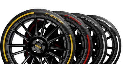 tire color pirelli color edition pirelli