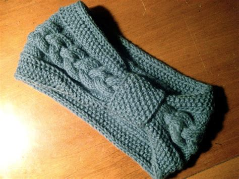 Free Knitting Patterns For Ear Warmers
