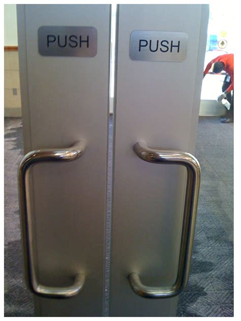 Push Door by Push Or Pull Rtg Sunderland Message Boards