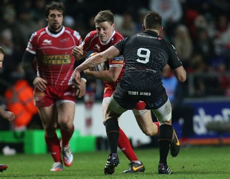 Scarlets Rise the derby day dozen 12 of the best as ospreys and cardiff