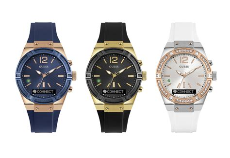 selfridges hosts guess connect uk launch today watchpro