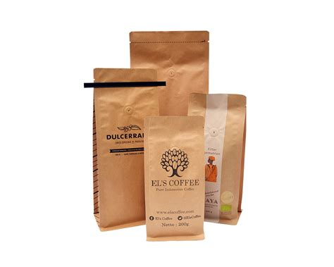 espresso coffee bag custom printed coffee bags custom coffee pouches
