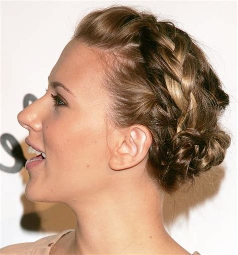 braided hairstyles with side bun hairstyles for summer braided bun updos hairstyles weekly